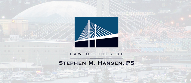 Website Redesign for Tacoma Law Firm