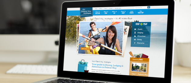Federal Way Tourism's New Website is Live!