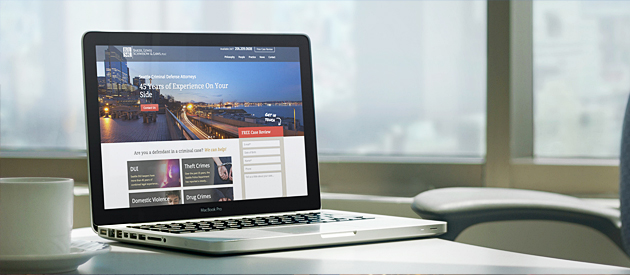 Baker, Lewis, Schwisow and Laws New Law Firm Website Redesign Poject is LIVE!