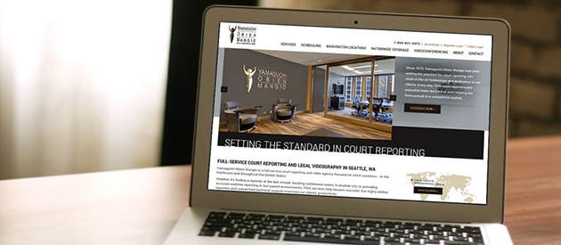 YOM Reporting's New Responsive Website is Now Live!