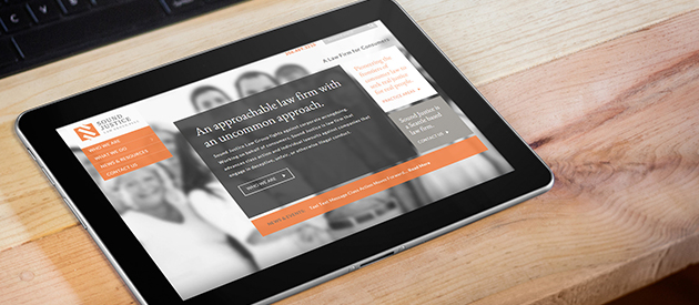 efelle creative Launches Another Seattle-Based Law Firm Website for Sound Justice!