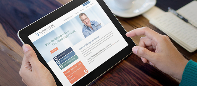 Dental Implant Solutions' Brand New Site is Live!