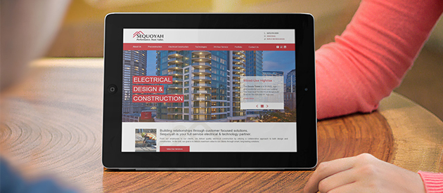 Sequoyah Electric's Responsive Website Design Project Goes Live!