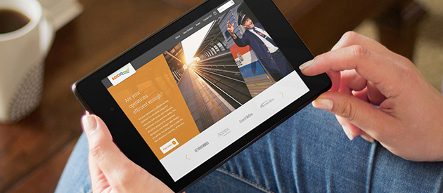 Dynamic and Responsive Website Launch for Operational Management Company, BoldIQ