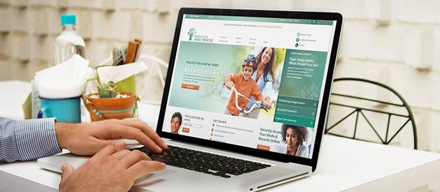 New Responsive Website Design For Bellingham Family Medicine Clinic Efelle Creative Seattle Wa