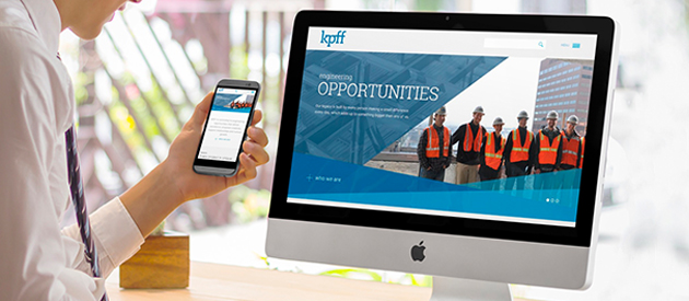 efelle Launches New Responsive Engineering Firm Site