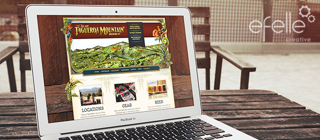 Responsive website for Figueroa Mountain Brewing Co. is live