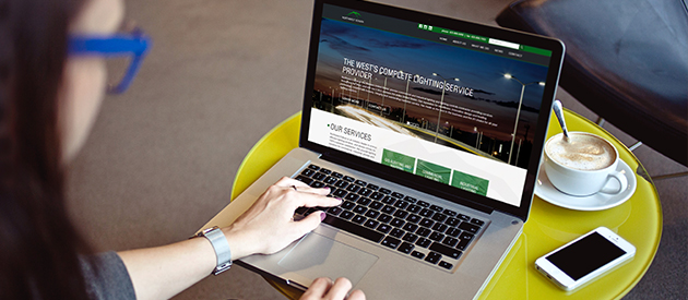 Northwest Edison's new professional service website is lighting the way for the industry