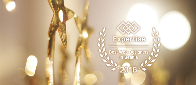 efelle creative Ranked #1 Out of 400+ Seattle Web Designers!