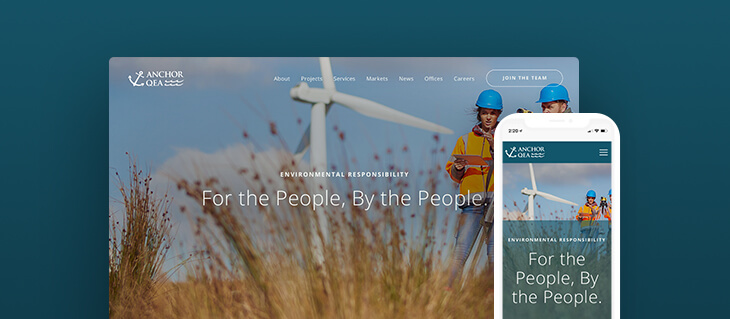 Water Science and Engineering Firm Has a Fresh New Website
