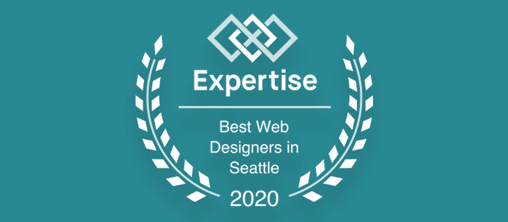 efelle creative named one of Best Seattle Web Designers by Expertise