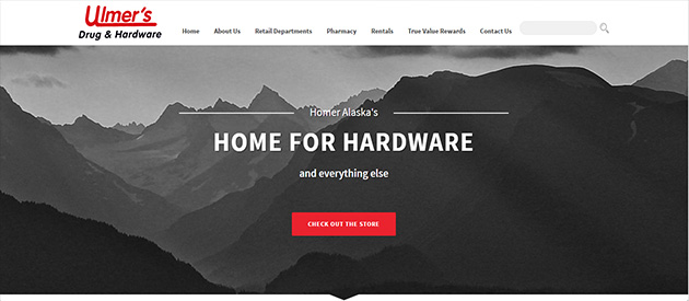 Ulmer's Drug & Hardware Launches New Website!