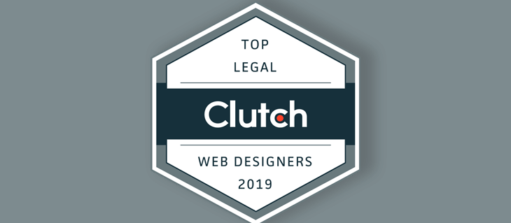 efelle creative Ranked as a Top Legal Web Design Firm by Clutch
