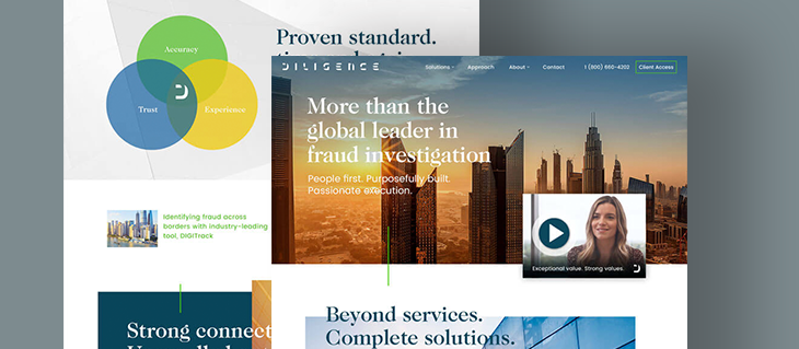 New Website Launched for Diligence International Group!