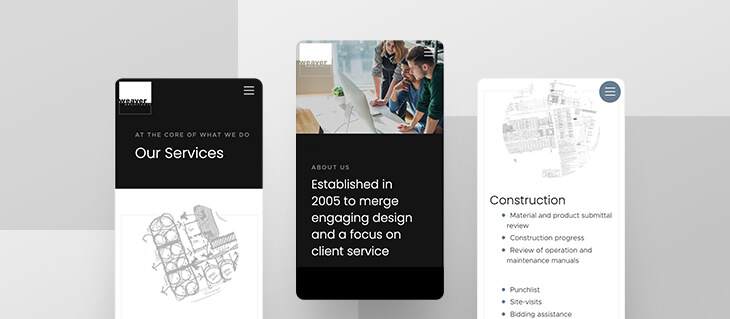Five AEC Firm Websites that Are Perfectly Mobile Responsive