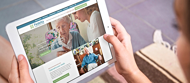 A Redesign for Fedelta Home Care