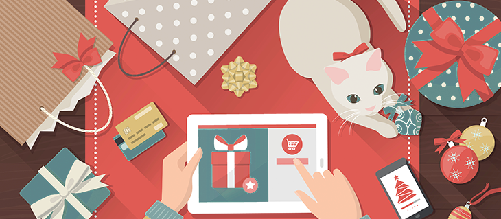 5 Easy Ways to Show Your Holiday Spirit on Social Media