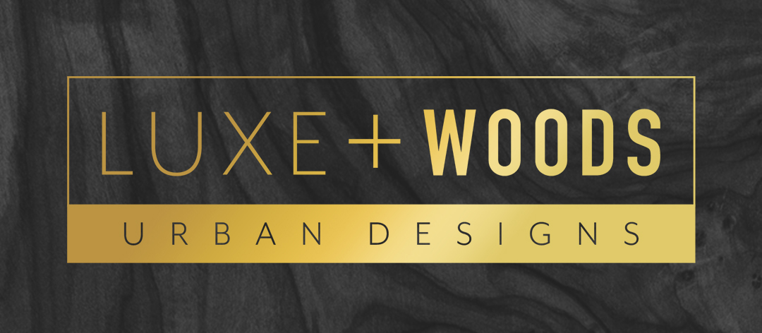 efelle Leads Rebrand for Luxe+Woods and Creates New eCommerce Website Design