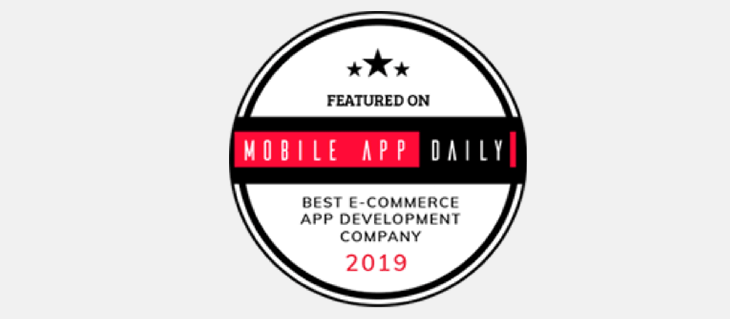 efelle Creative Ranked Among Best eCommerce Companies by MobileAppDaily