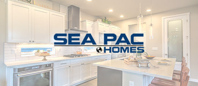 SEA PAC Homes New Website is Packed with Functionality