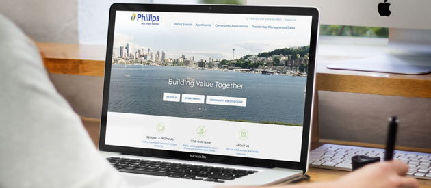 Seattle Real Estate Company Transforms Brand and Launches Updated Website