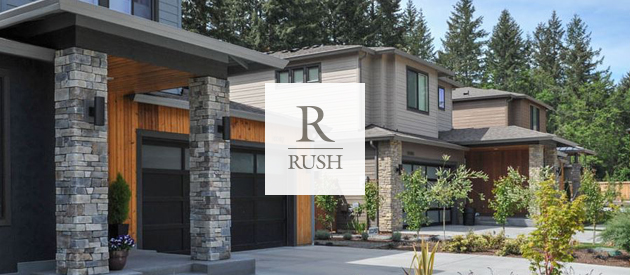 New Website Launched for Rush Residential Home Builder