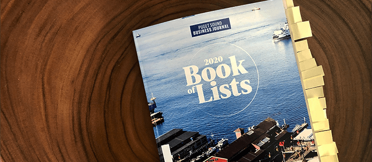 Congratulations to Our Amazing Clients Featured in the PSBJ Book of Lists