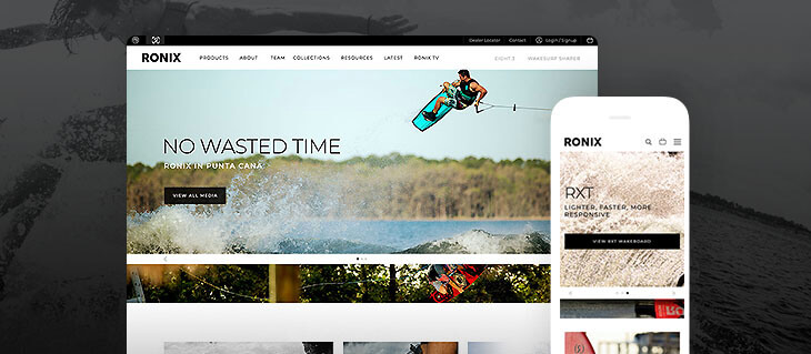 Launched: eCommerce Website for Legendary Wakeboard Company