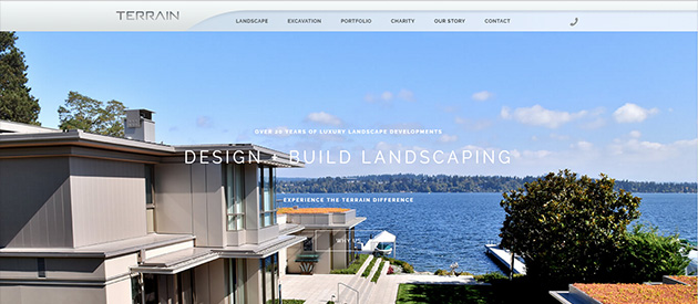 Terrain Seattle's New Landscape Website Redesign is Live!
