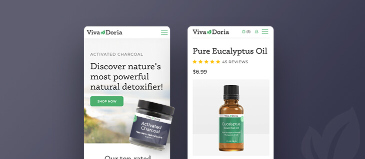 Natural Care Brand Gets a New Logo, Label, & eCommerce Website