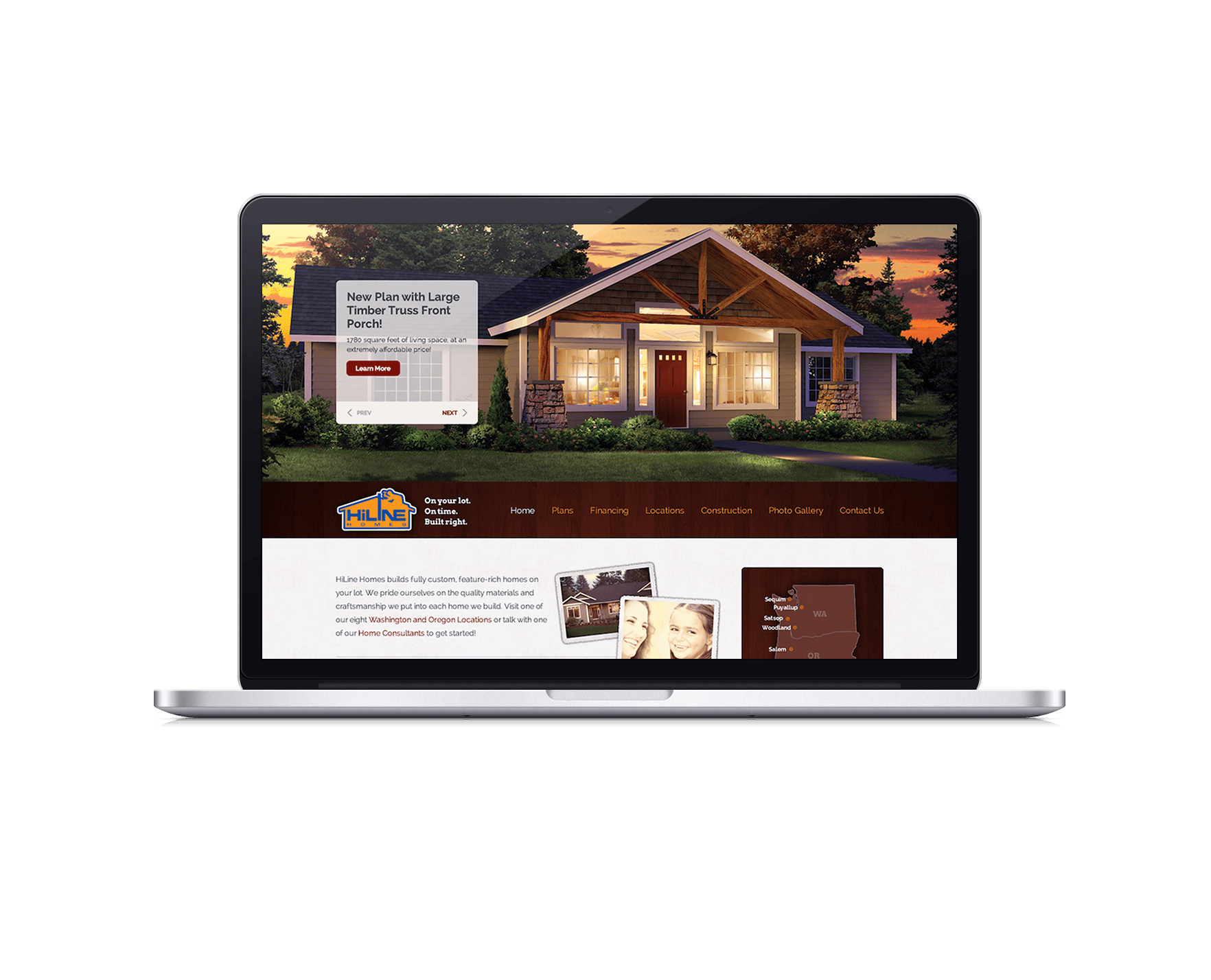 Online Marketing for Home Builders Image