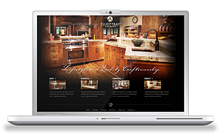 Website Design for Home Builders : efelle creative, Seattle, WA