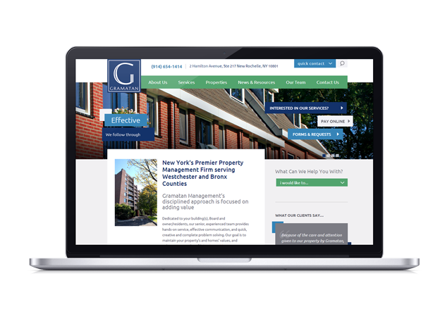 Gramatan's New Property Management Website Is Live. Environmental Studies Major Jobs. Civil Engineering Certification. Freight On Board Shipping Point. Business Cards On Line Binge Eating Treatment. Solar Cooker School Project Email A Big File. Free Online Human Resources Training Courses. Trying To Lose 10 Pounds Comcast Dish Network. Physical Education Degrees Itchy Lips Causes