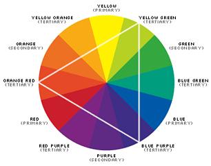 website color